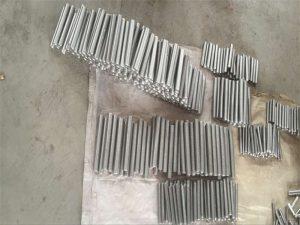 inconel 718 625 600 601 ონკანის ჭურვი საკინძავი და თხილის საკინძები M6 M120